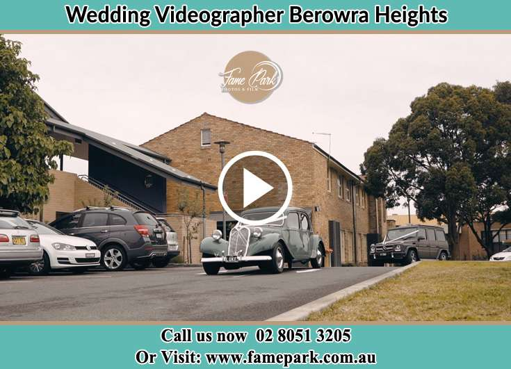 The bridal car Berowra Heights NSW 2082