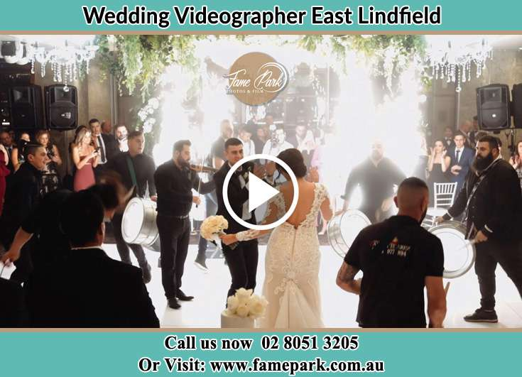 Bride and Groom at the dance floor East Lindfield NSW 2070