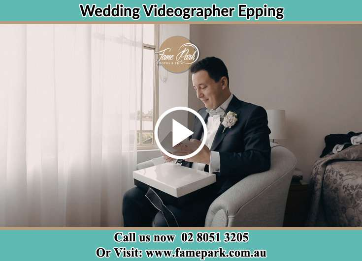 Groom already prepared Epping NSW 2121