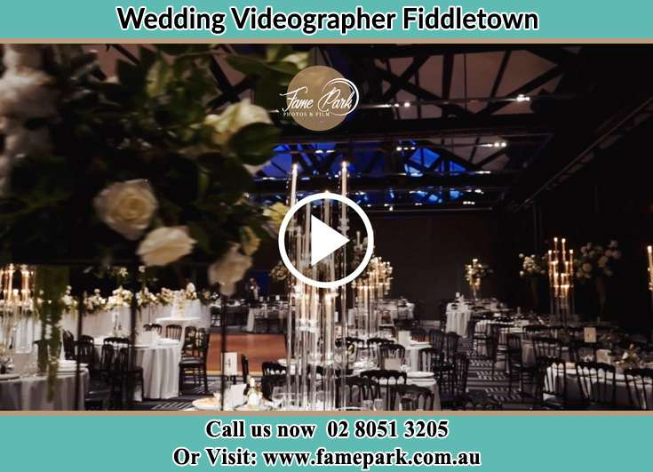 The wedding reception venue Fiddletown NSW 2159