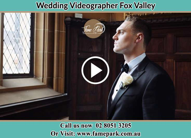 Groom already prepared Fox Valley NSW 2076
