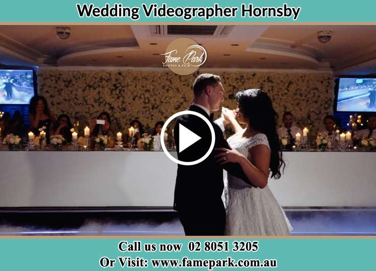 The new couple dancing on the dance floor Hornsby NSW 2077