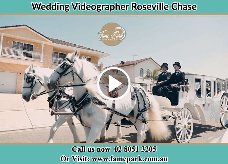 The wedding carriage Roseville Chase NSW 2069