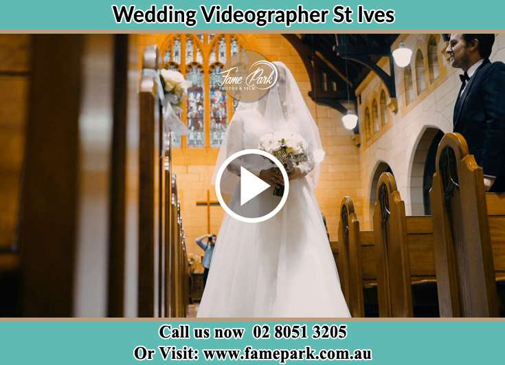 The bride walk in the aisle St Ives NSW 2075