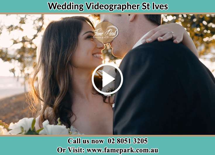 The newlywed look at each other St Ives NSW 2075
