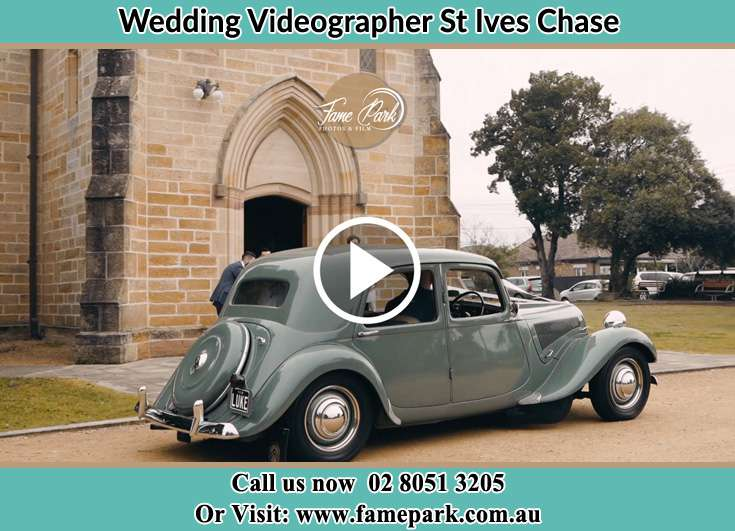 The Bridal car St Ives Chase NSW 2075