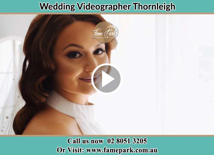 Bride already prepared for the event Thornleigh NSW 2120