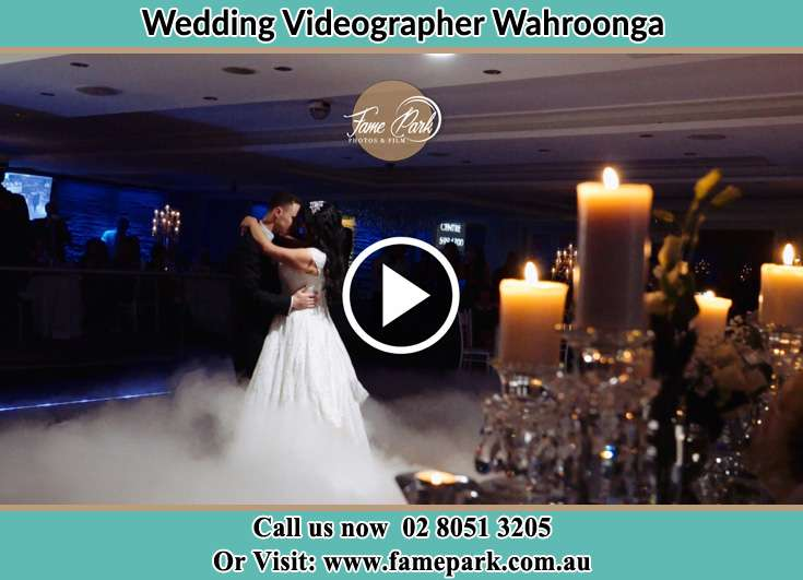 The couple first dance Wahroonga NSW 2076